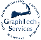 GraphTech Services - Cape Cod Web Design, Logo Design, PC Repair & Networks
